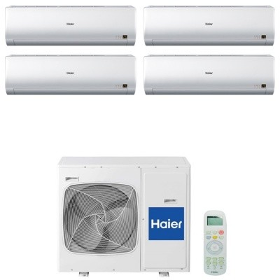 Мульти сплит система Haier AS07BS4HRAx3+AS24BS4HRA / 4U30HS1ERA