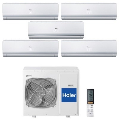 Мульти сплит система Haier AS09NS4ERA-Wx5 / 5U34HS1ERA
